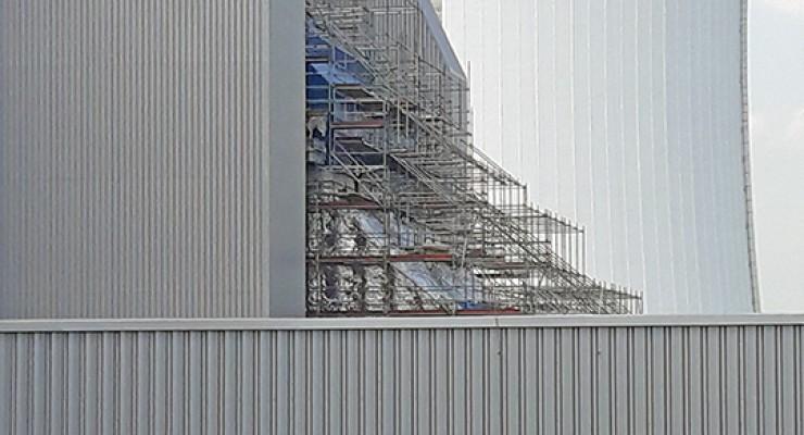 Ізоляційні роботи Elektrownia Opole