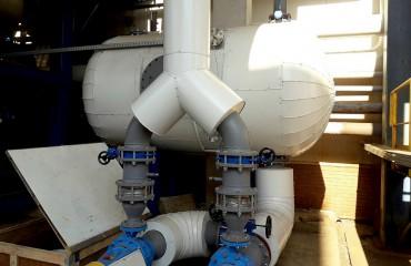 Промислова ізоляція. Ремонт теплової ізоляції, металопокриття. Обмурівельні роботи